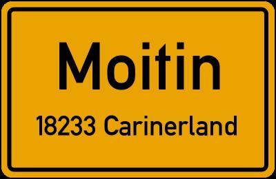 Einfamilienhaus in Moitin - 18233 Carinerland